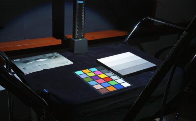 multispectral setup